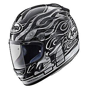 Capacete Arai Helmet Chaser Haga Black Preto