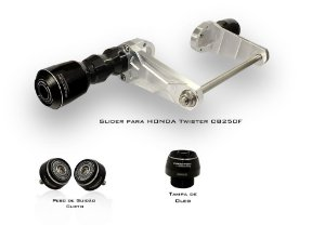 Kit de Slider Procton - Honda CB 250 Twister