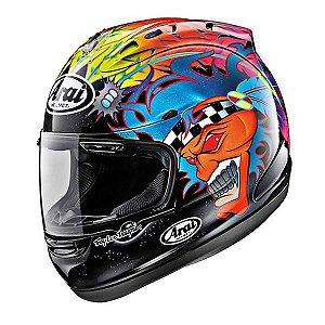 Capacete Arai Helmet Rx-7 Gp Russell