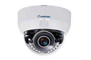 Câmera IP GV-EFD2101 de modelo Dome Fixo