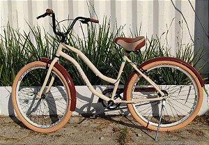 Bicicleta Zero Beach Retro aro 26 - P4