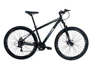 Bicicleta RAVA Pressure Mecânico 21v