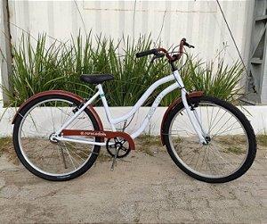 Bicicleta Zero Beach Eco aro 26