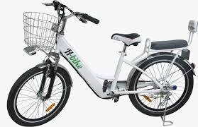 Bicicleta elétrica HB2C