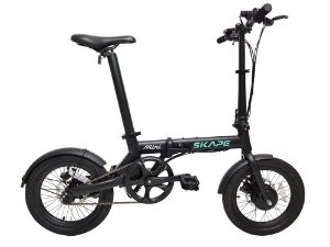 Bicicleta elétrica dobrável Mini Skape