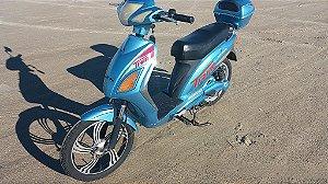 Bicicleta elétrica TAIM 2017 Azul