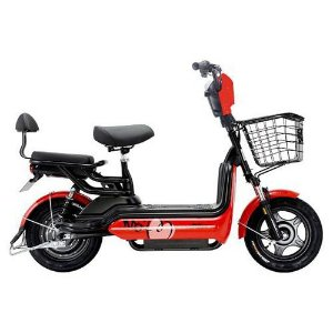Mini Scooter ZERO CO2 - VERMELHA