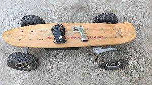 Skate Elétrico 800 W Semi-Novo