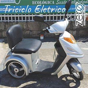 TRICICLO ZERO OLD - PRATA - 500W (2013)