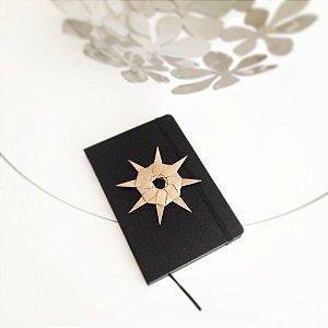Caderno com Mandala