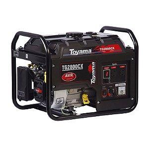 TOYAMA Gerador TG2800CX 110/220V