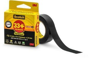 Fita Isolante 10m Scotch 3M