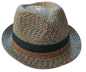 Chapéu panamá -  cinza