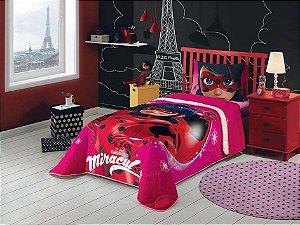 Edredom Solteiro Estampado Ladybug - Lepper