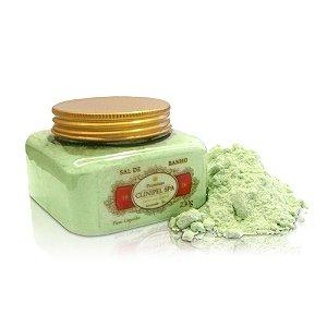 Sal de Banho Fino Granel Jasmim Branco 230g