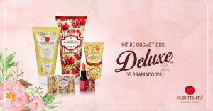 Kit de Cosméticos DELUXE - Clinipel SPA