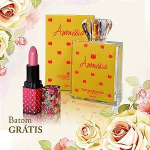 Perfume Feminino Amnésia 100 ml + Batom GRÁTIS