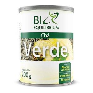 Chá Verde sabor Abacaxi com Hortelã