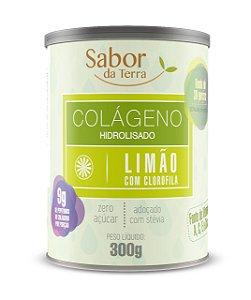 Colágeno Hidrolisado Limão com Clorofila