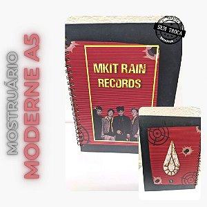 MKIT RAIN - Public Enemy (Mostruário)