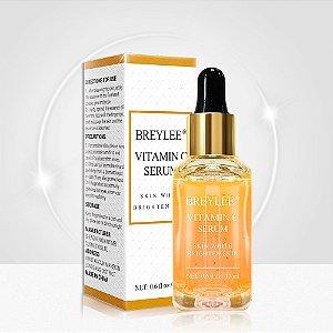 Vitamina C Breylee Pura 15ml Sérum Facial Tratamento De Cicatrizes De Acne Hidratação Da Pele