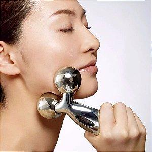 Massageador De Mão - Facial E Corporal 3d Rolo Face Lift Massagem Mãos e Corpo