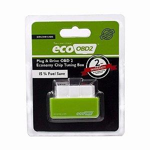 Ecoobd2 Economizador De Combustivel Economia De Até 15% Etanol/gasolina/flex