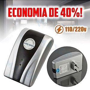 Economizador Inteligente Ecovolt Redutor De Energia Elétrica 30kw Bivolt Economia 40%