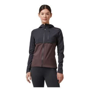 JAQUETA ON RUNNING WEATHER FEMININA PRETO