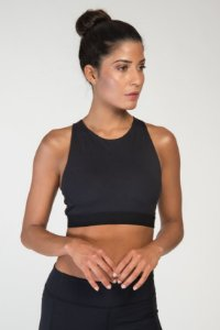 TOP SOLO ACTIVE INTENSITY FEMININO PRETO