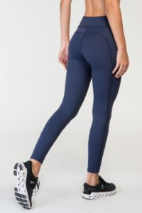 LEGGING  SOLO ACTIVE INTENSITY FEMININA AZUL MARINHO