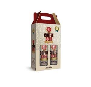 Kit c/2 Garrafas de Cerveja Artesanal Expressus Premium Coffee Lager