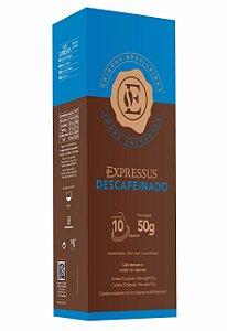Cápsulas de Café Expressus Origens Brasileiras Blend Descafeinado (Compatíveis com Máquinas Nespresso)