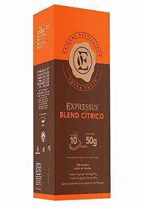 Cápsulas de Café Expressus Origens Brasileiras Blend Cítrico (Compatíveis com Máquinas Nespresso)
