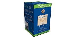 Cápsulas de Café Expressus Biodegradáveis - Ristretto Intenso (Compatíveis com Máquinas Nespresso)