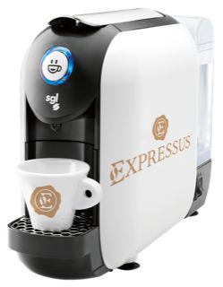 Máquina de Café em Cápsulas Expressus Italianíssima