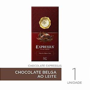 Barra de Chocolate  Kakaw Belga ao Leite