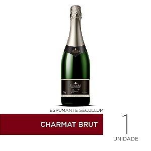 Vinho Sécullum Charmat Espumante Brut Reserva