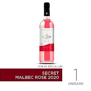 Vinho Sécullum Malbec Rosé
