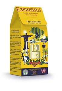 Compre 2 Leve 4 Café Expressus Torrado e Moído Blend Brasil 250g
