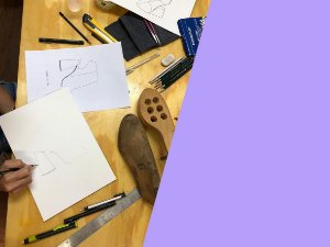 Desenho de Sapatos & Acessórios