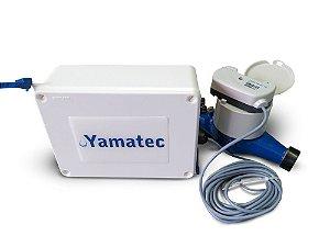 Yágua - Sistema de monitoramento de água inteligente