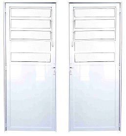 Porta Lambril Basculante - Linha 25
