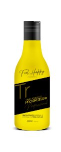 Tratamento Anti Frizz Feel Happy 300 ml