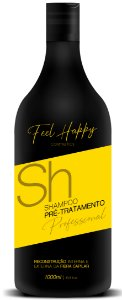 Shampoo Anti Residuos 1000 ml Feel Happy
