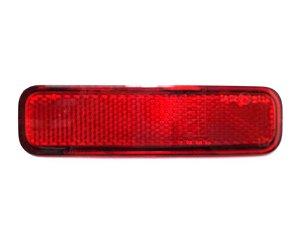 Refletor LD Parachoque Traseiro Fiesta 10/14 Sedan