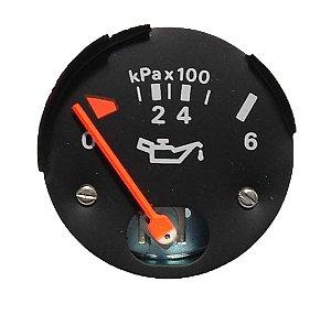 Relógio Pressão Óleo Motor F1000 F4000 80/92 VDO
