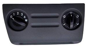 Painel Controle Ventilação Fiesta 03/05 Ford
