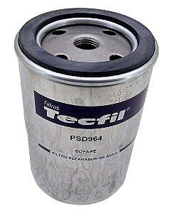 Filtro Separador Água Combustível F1000 D40 D60 Tecfil