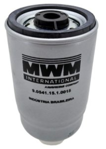 Filtro Combustível F1000 F4000 F250 Agrale MWM